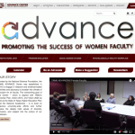 lakeway web design built the advance center website